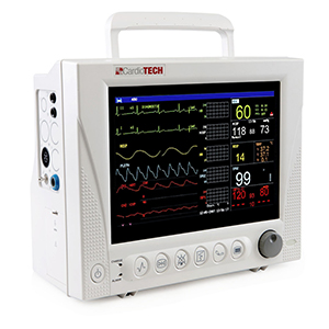 CardioTech GT-8000 Patient Monitor