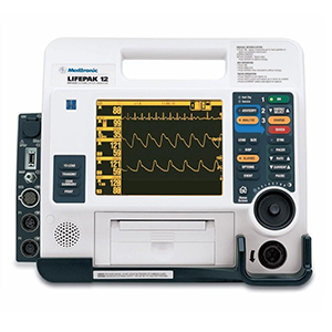 Physio-Control LIFEPAK 12 RELI Biphasic Defibrillator
