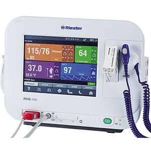 Riester RVS 100 Advanced Vital Signs Monitor