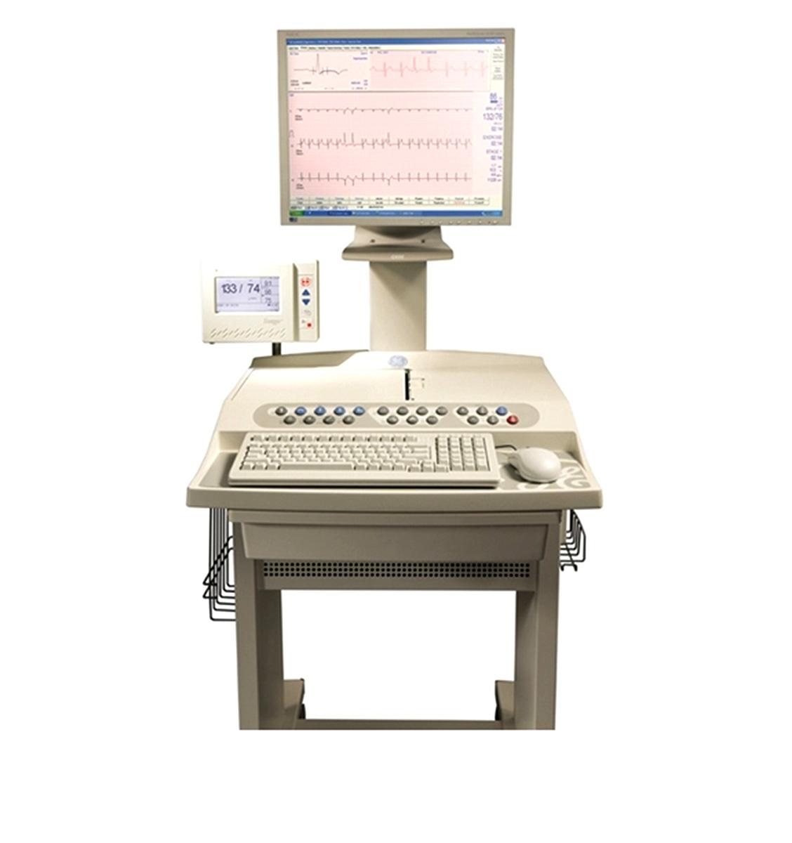 Stress Test Algorithm: Buy GE Healthcare CASE Stress Exercise Testing System