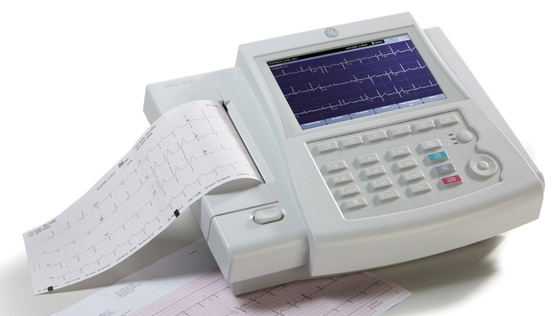 MAC 800 3 Channel Resting EKG System (Demo)