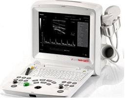 CT-600 Diagnostic Portable Ultrasound Machine With 1 Probe & LCD Screen