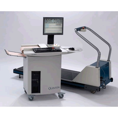Q-Stress Cardiac Stress Testing System (X.P Operating system) With Treadmill - Reconditioned