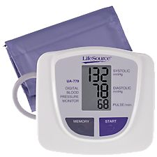 Automatic Advance Inflation Digital BP Monitor