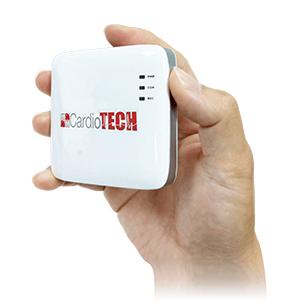 CardioTech OnePatch 12 Lead EKG Machine