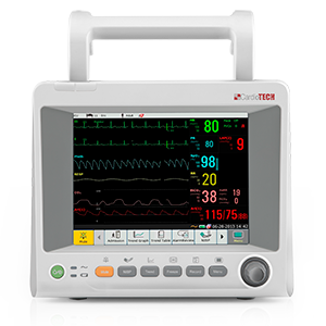 CardioTech GT-8 Patient Monitor